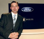 Ford CEO Jan Laube celebrates 50-th birthday