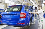 Czech car production grew by 13% this year