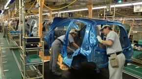 Do října vyrobeno v ČR 1 179  060 vozidel