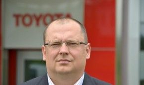 Toyota: new organizational structure in the CR