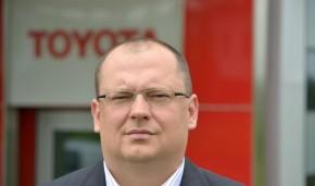 Toyota představila organizační strukturu pro ČR