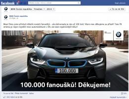 Na Facebooku si nejlépe vedou BMW a Škoda