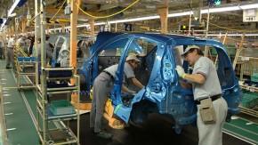 ČR v lednu vyrobila přes 130 tisíc vozidel