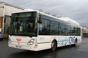 Třetina nově registrovaných autobusů má CNG