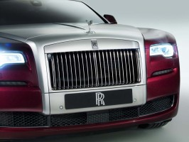 Rolls-Royce has British Luxury Award
