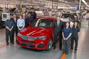 BMW's new Mexico plant will build up to 150,000 cars a year