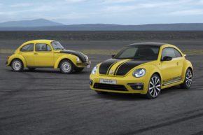 VW se soudil kvůli designu modelu Beetle