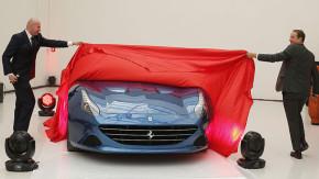 Ferrari v Arkádách uzavírá oslavy 70 let