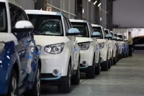 Výroba aut v Polsku v dubnu nejvyšší od 2011