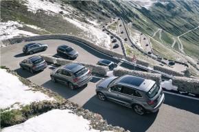 Šestimilionté Audi s pohonem quattro