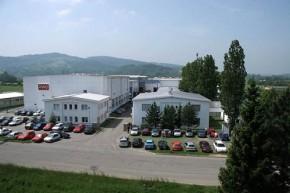 PWO rozšiřuje areál ve Valašském Meziříčí