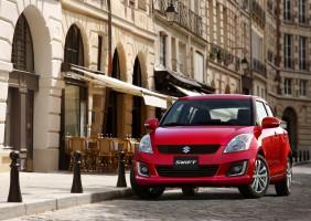 Suzuki prodala 4 miliony Swiftů