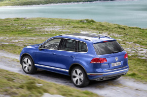 Rusko: VW volá do servisů 44 000 Touaregů