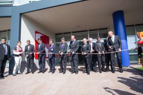Witte otevřela závod v Bulharsku
