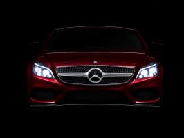 Osram bude dodávat světla pro Mercedes-Benz CLS
