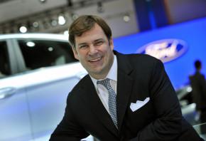 Ford Motor Company mění generálního ředitele