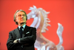 Ex-Ferrari boss Montezemolo picked to be chairman of Italy's Alitalia