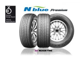 NEXEN tire to win an award at the German Design Award 2015