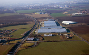 Prologis leases 152,000 square metres in Prague