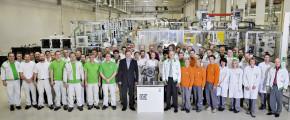 ŠKODA Vrchlabí Plant Awarded 'Factory of the Year'