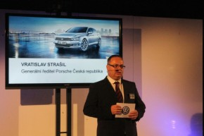 VW Passat premiered in Prague's Karlin Forum
