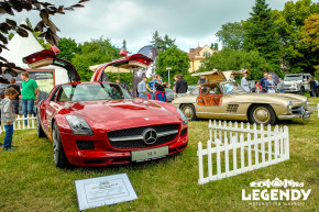Motoristická výstava LEGENDY v červnu 2015