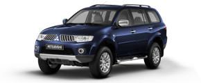 Mitsubishi vyrobila 3 miliony vozů Pajero