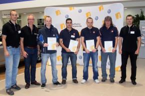 VW vyhlásil vítěze soutěže pro servismany