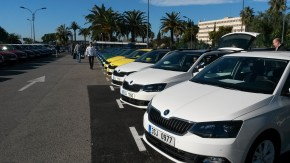 Skoda presents new Fabia Combi in France