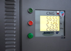 Bonett opens new CNG fillers in Náchod and Pardubice