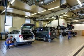 TUkas má certifikát pro servis značek Škoda a VW