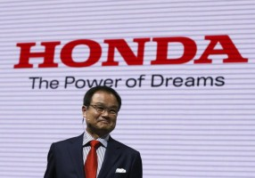 Honda CEO Ito to step down