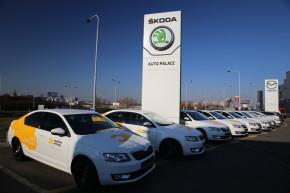 Bohemia Energy buys a car fleet from Auto Palace