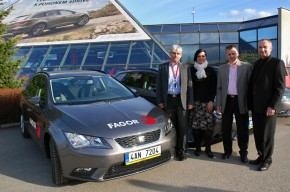 SEAT delivered a car fleet to Fagor
