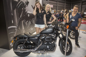Motosalon Brno přilákal 60.000 návštěvníků