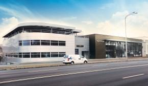 Hyundai má ve Zlíně první salon v novém designu