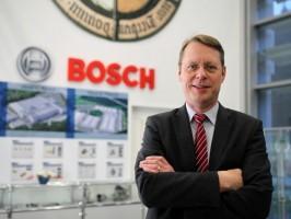 Nový technický ředitel v Bosch Diesel