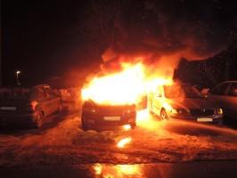 Ve zkušebně Škody shořel motor a vybavení