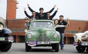 Chinese journalists visited Skoda Auto