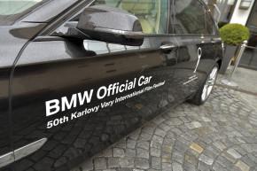 BMW opět sponzorem MFF Karlovy Vary