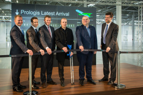 Prologis Parks West of Prague on the radar of customers