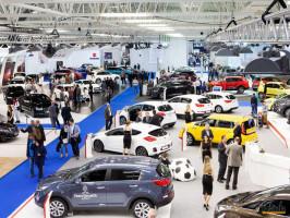 V Srbsku začal autosalon BG CAR SHOW