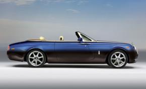 Rolls-Royce Dawn makes its debut in Vienna