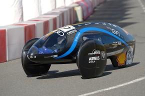 Ve Shell Eco-maratonu ujeli na litr paliva přes 500 km
