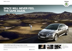 Skoda makes new Superb smarter
