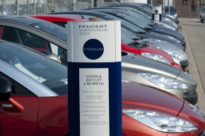 Peugeot changes program for used cars