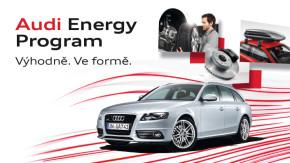 Audi rozjíždí servisní Energy Program