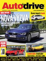 Magazín AutoforDrive testoval supersporty