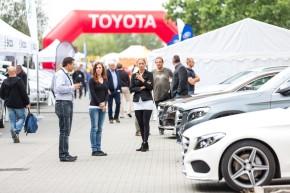 Toyota bere přihlášky na ekologické granty