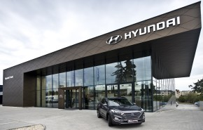 Hyundai sold 40 cars to Prague's police